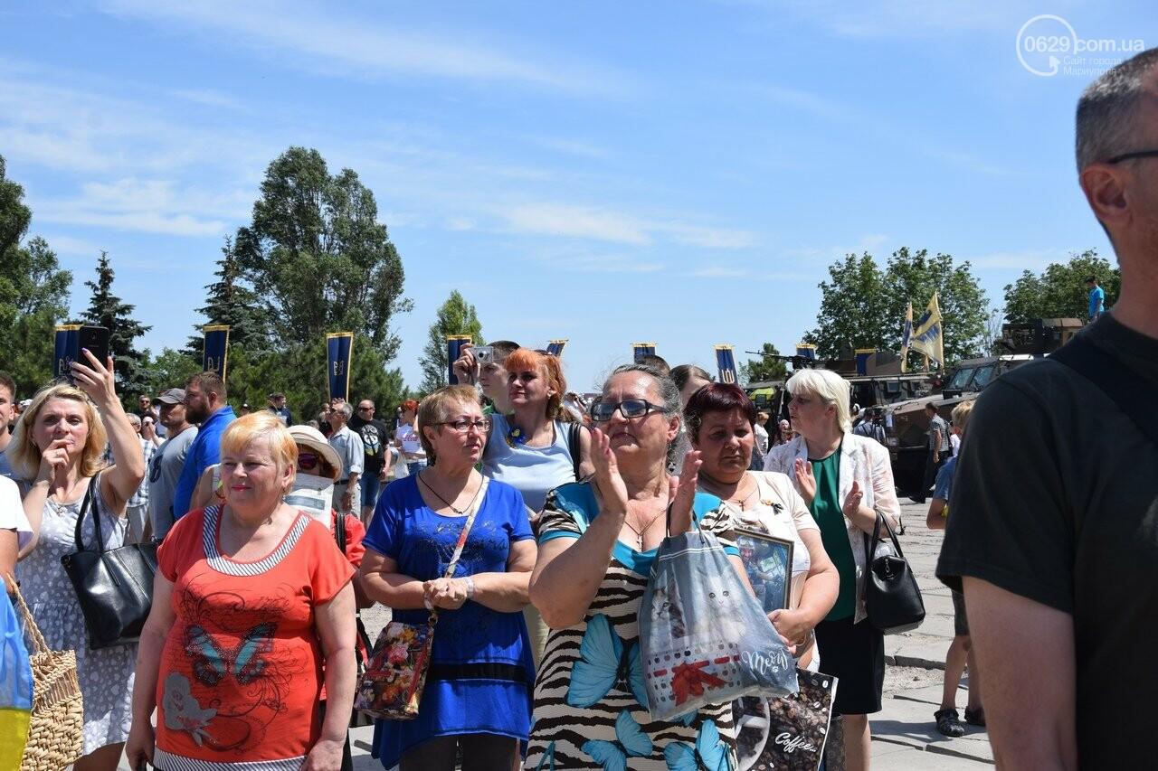 "В Мариуполе празднуют 4 годовщину освобождения от ""ДНР"", -  ФОТО, ВИДЕО, фото-33"