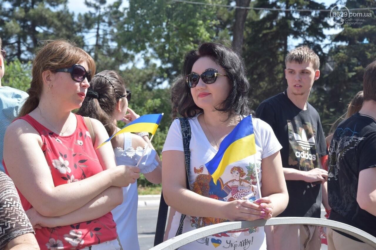 "В Мариуполе празднуют 4 годовщину освобождения от ""ДНР"", -  ФОТО, ВИДЕО, фото-11"