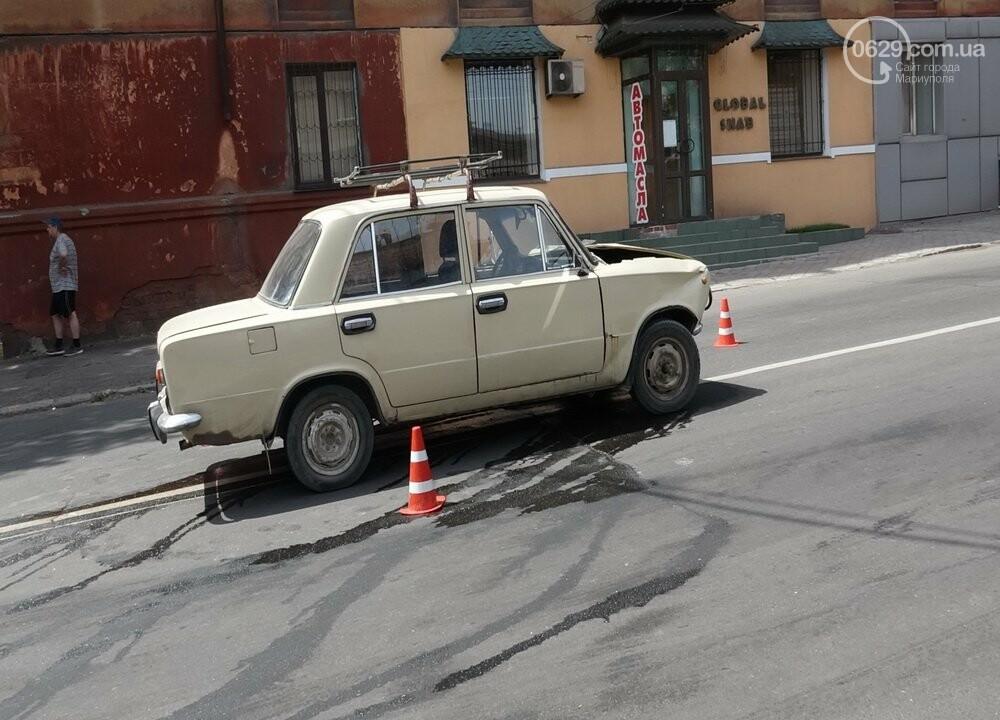 В Мариуполе перевернулся микроавтобус с жителями неподконтрольной территории, - ФОТО, ВИДЕО, фото-5
