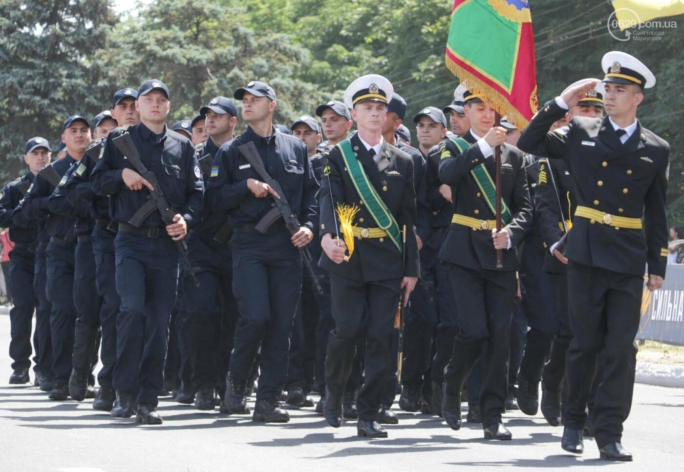 Как в Мариуполе отпраздновали четвертую годовщину освобождения в 30-ти фотографиях, - ФОТОРЕПОРТАЖ, фото-8