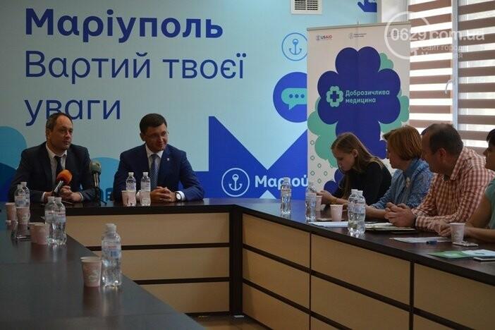 Мариупольские больницы получили анализаторы формулы крови, - ФОТО, фото-1