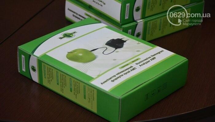 Мариупольские больницы получили анализаторы формулы крови, - ФОТО, фото-2