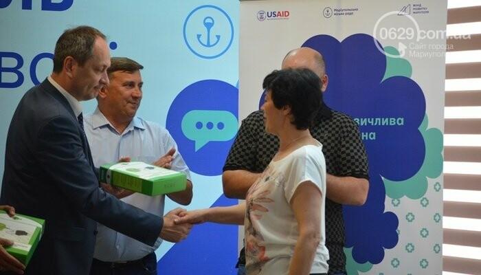 Мариупольские больницы получили анализаторы формулы крови, - ФОТО, фото-3