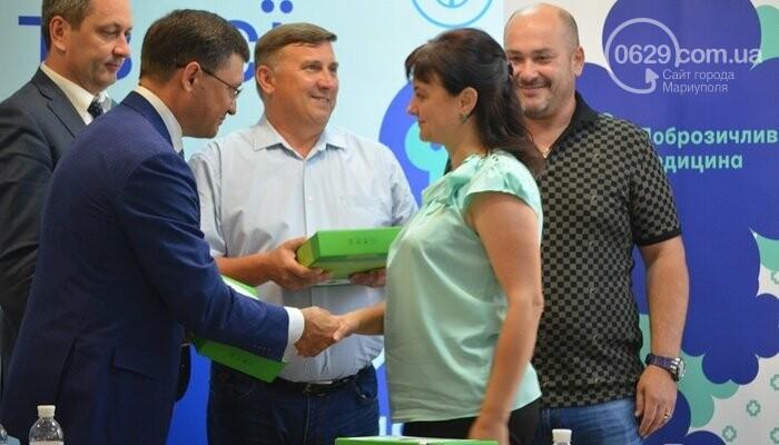 Мариупольские больницы получили анализаторы формулы крови, - ФОТО, фото-4