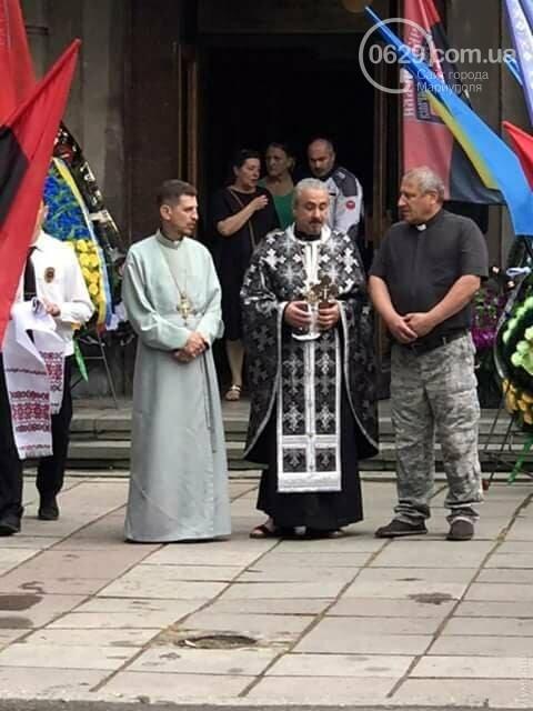 Мариупольцы в Одессе проводили в последний путь Душмана, - ФОТО, фото-3