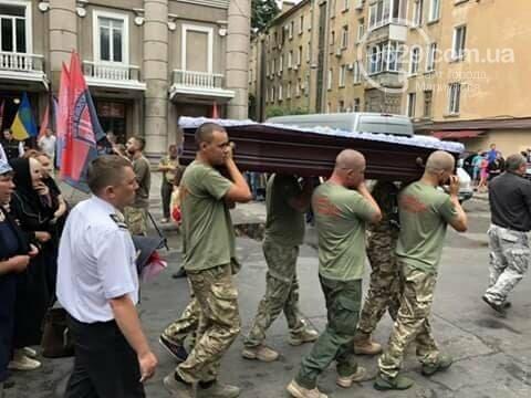Мариупольцы в Одессе проводили в последний путь Душмана, - ФОТО, фото-1