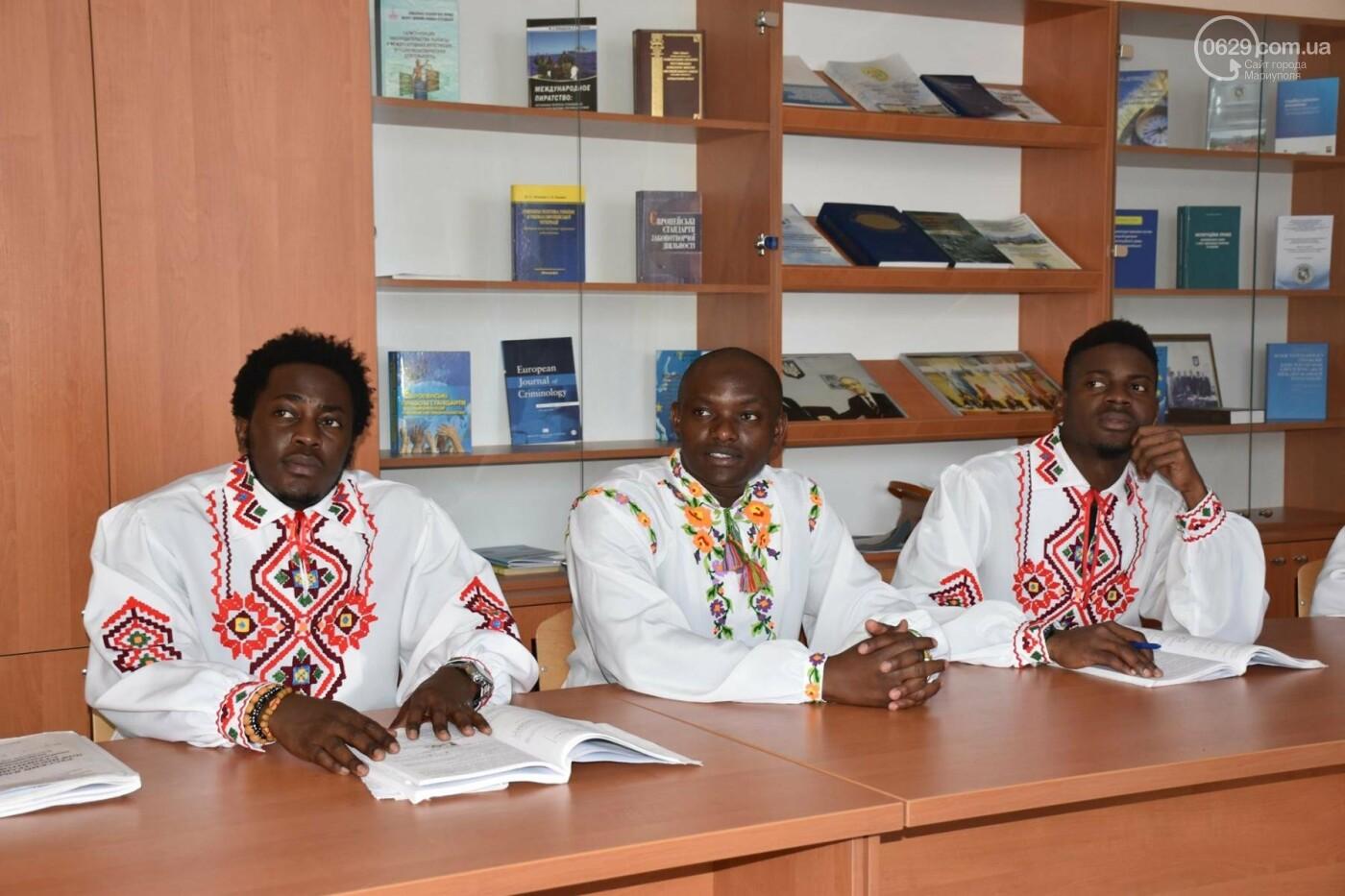 Студенты из Гвинеи и Камеруна отпраздновали окончание подготовительного отделения МГУ,- ФОТО, фото-4