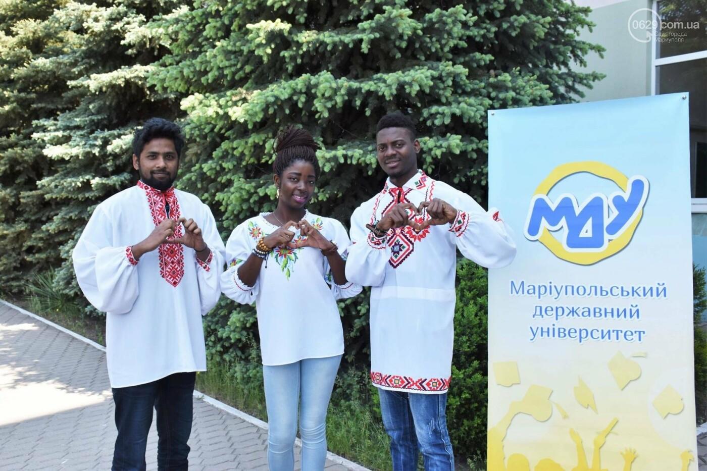 Студенты из Гвинеи и Камеруна отпраздновали окончание подготовительного отделения МГУ,- ФОТО, фото-8