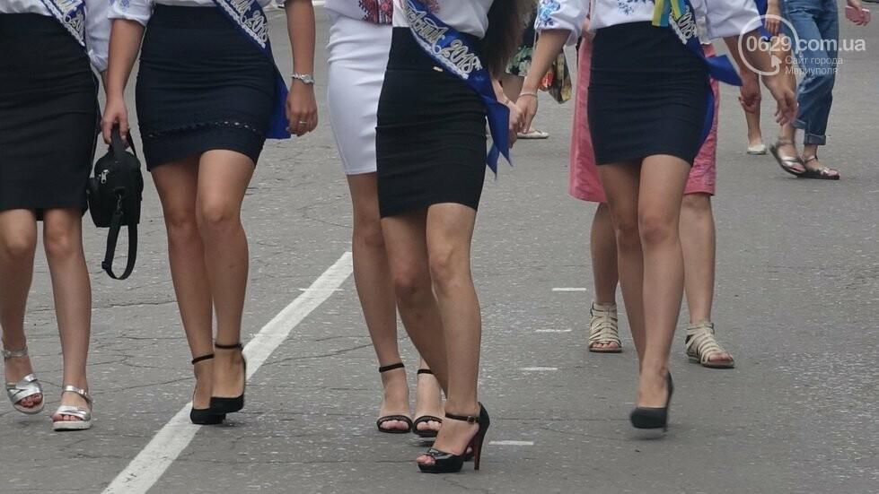 В Никольском районе отметили выпускной в вышиванках, с парадом и фейерверком, - ФОТОРЕПОРТАЖ, фото-1
