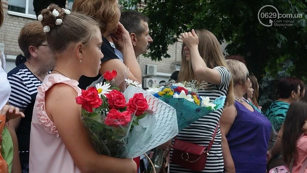 В Никольском районе отметили выпускной в вышиванках, с парадом и фейерверком, - ФОТОРЕПОРТАЖ, фото-9