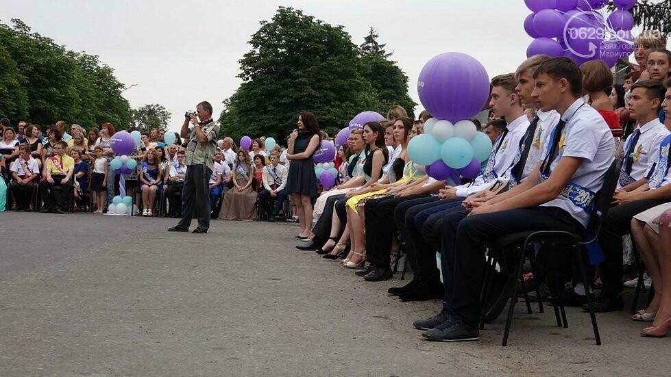 В Никольском районе отметили выпускной в вышиванках, с парадом и фейерверком, - ФОТОРЕПОРТАЖ, фото-32