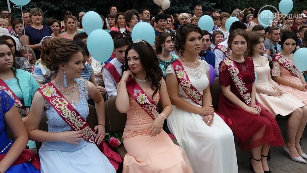 В Никольском районе отметили выпускной в вышиванках, с парадом и фейерверком, - ФОТОРЕПОРТАЖ, фото-34