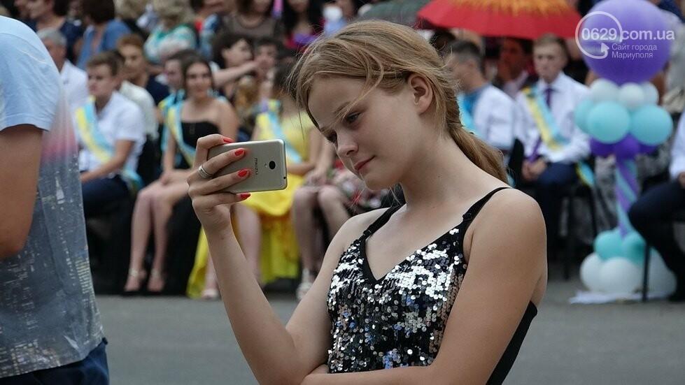 В Никольском районе отметили выпускной в вышиванках, с парадом и фейерверком, - ФОТОРЕПОРТАЖ, фото-22