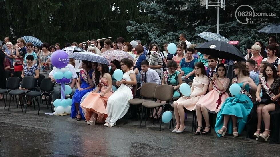В Никольском районе отметили выпускной в вышиванках, с парадом и фейерверком, - ФОТОРЕПОРТАЖ, фото-42