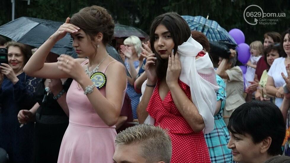 В Никольском районе отметили выпускной в вышиванках, с парадом и фейерверком, - ФОТОРЕПОРТАЖ, фото-24