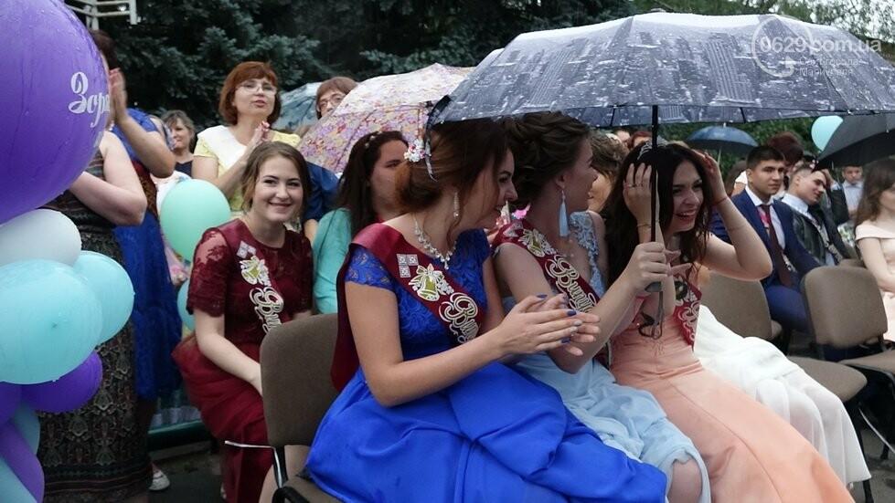 В Никольском районе отметили выпускной в вышиванках, с парадом и фейерверком, - ФОТОРЕПОРТАЖ, фото-25