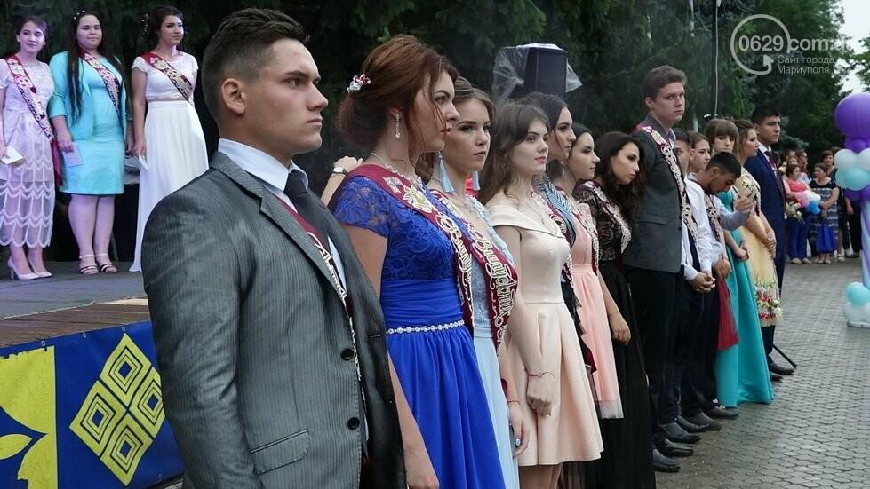 В Никольском районе отметили выпускной в вышиванках, с парадом и фейерверком, - ФОТОРЕПОРТАЖ, фото-45