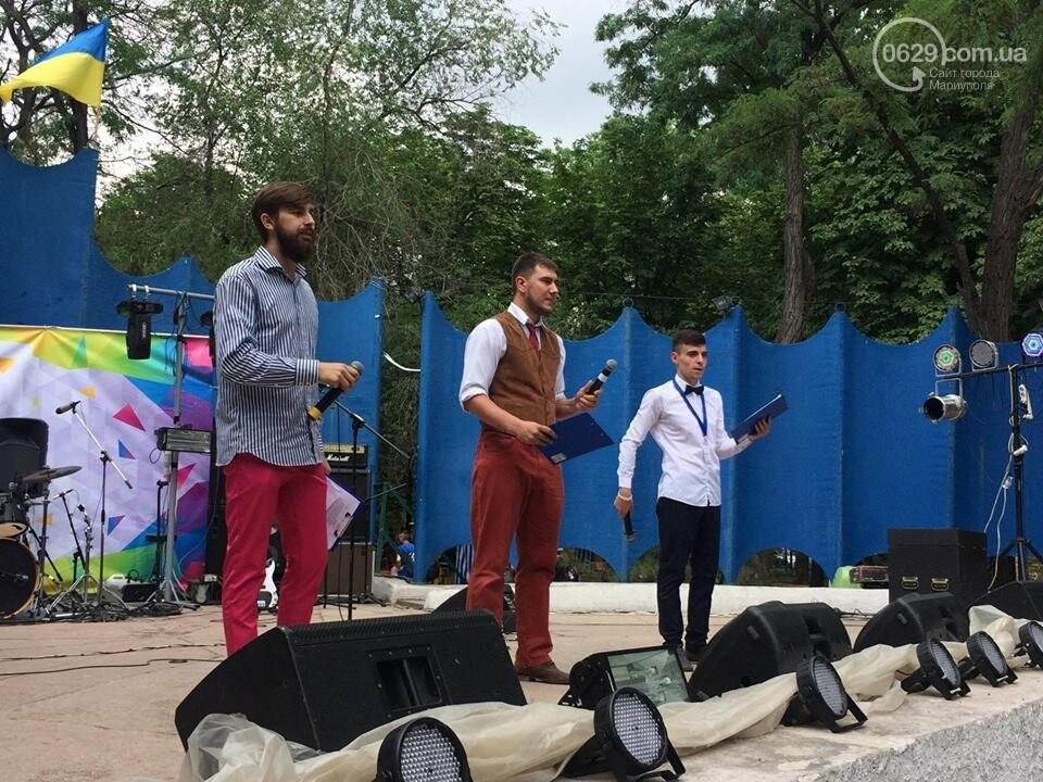 Сделали погромче! В Мариуполе  с размахом отпраздновали День молодежи, - ФОТО, ВИДЕО, фото-12