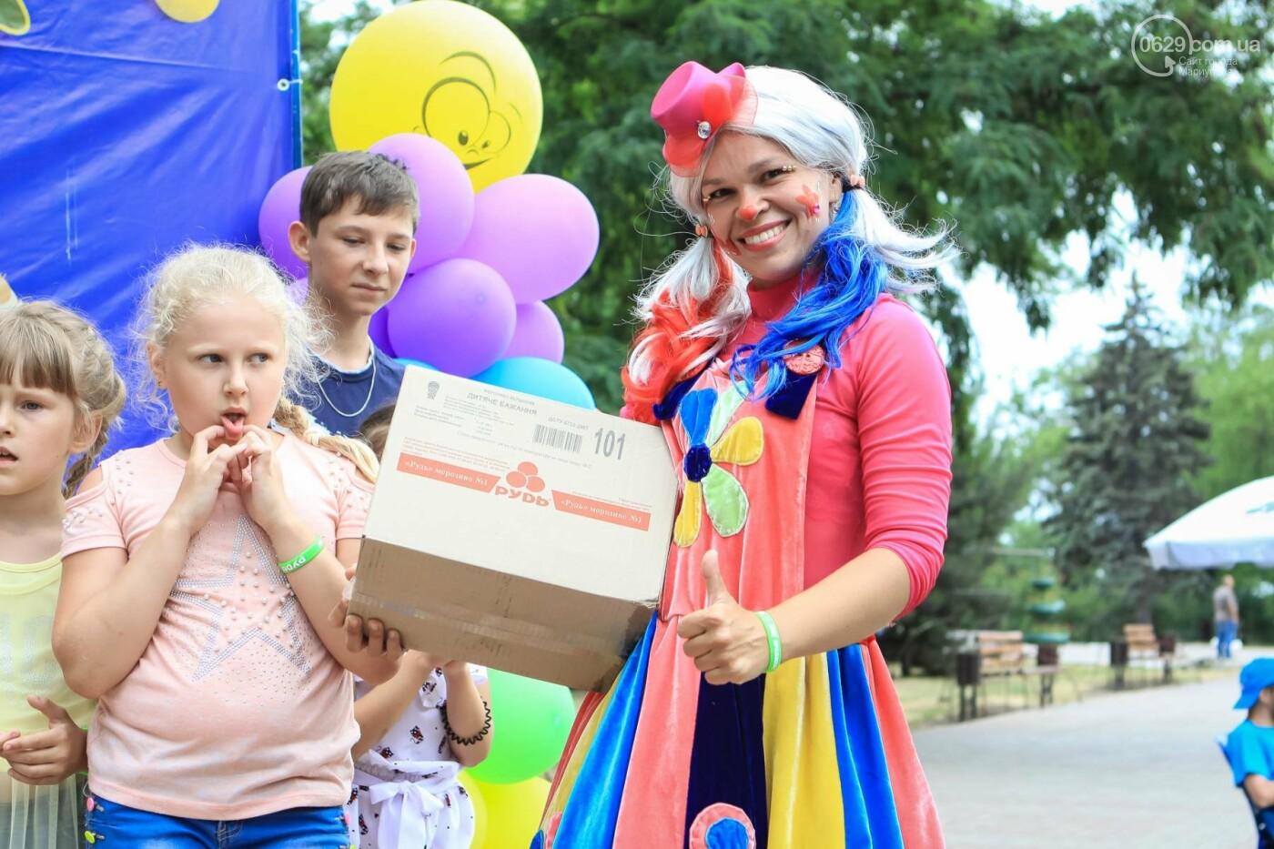 Мариупольцы получили 100% ярких впечатлений на Празднике Мороженого от компании «РУДЬ», фото-20