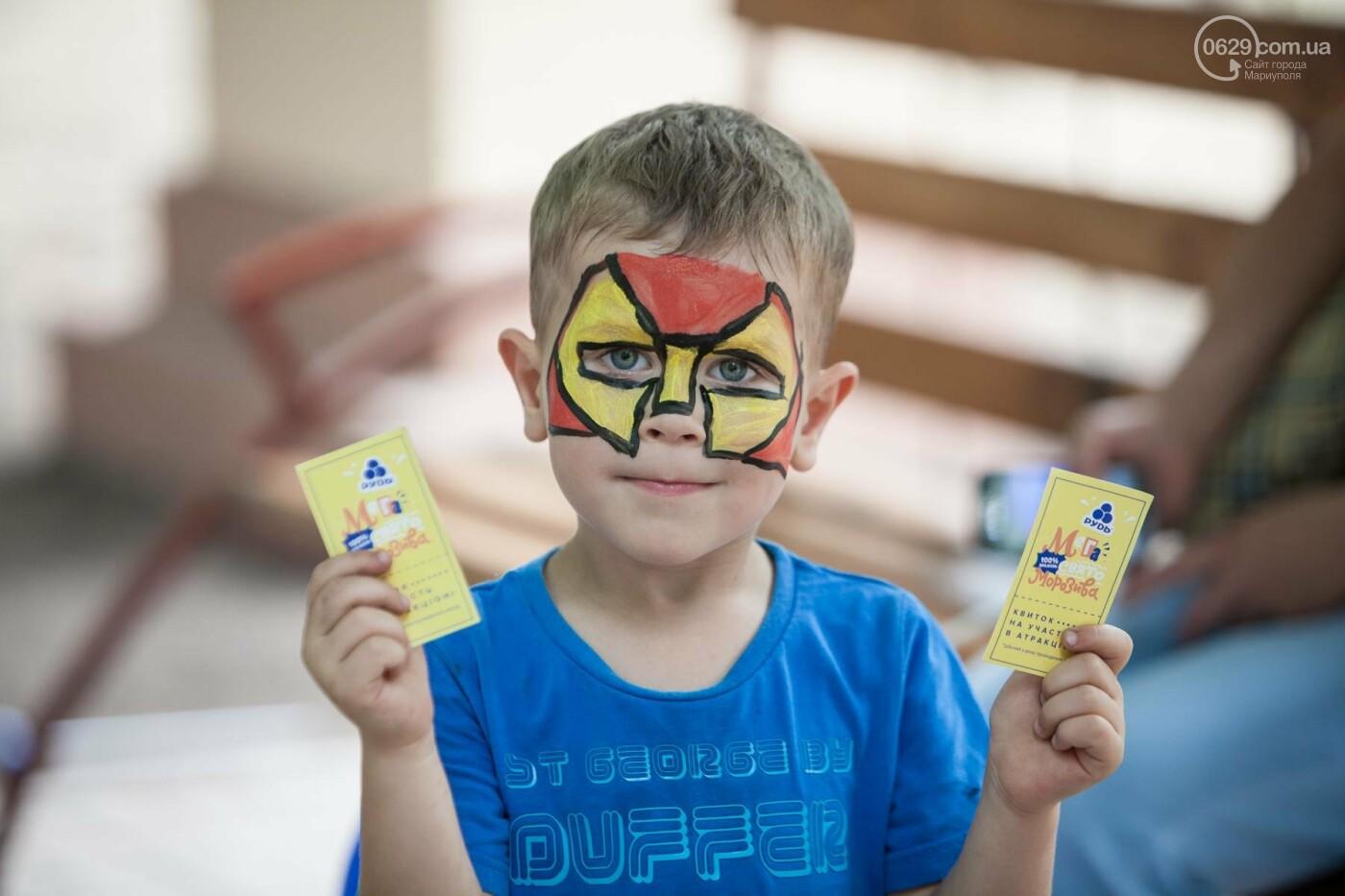 Мариупольцы получили 100% ярких впечатлений на Празднике Мороженого от компании «РУДЬ», фото-8