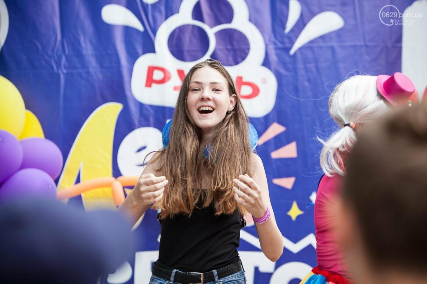 Мариупольцы получили 100% ярких впечатлений на Празднике Мороженого от компании «РУДЬ», фото-6