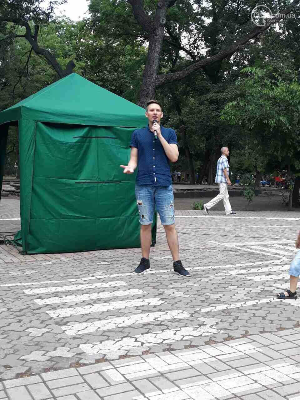 Сделали погромче! В Мариуполе  с размахом отпраздновали День молодежи, - ФОТО, ВИДЕО, фото-1