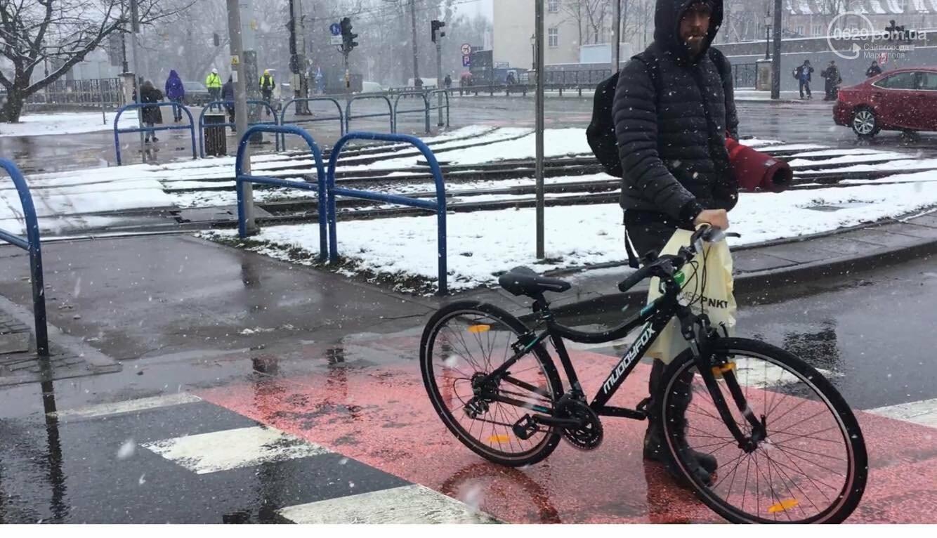 Транспортная развязка. Что Мариуполь может перенять у города-побратима Гданьска, - ФОТО, ВИДЕО, фото-9