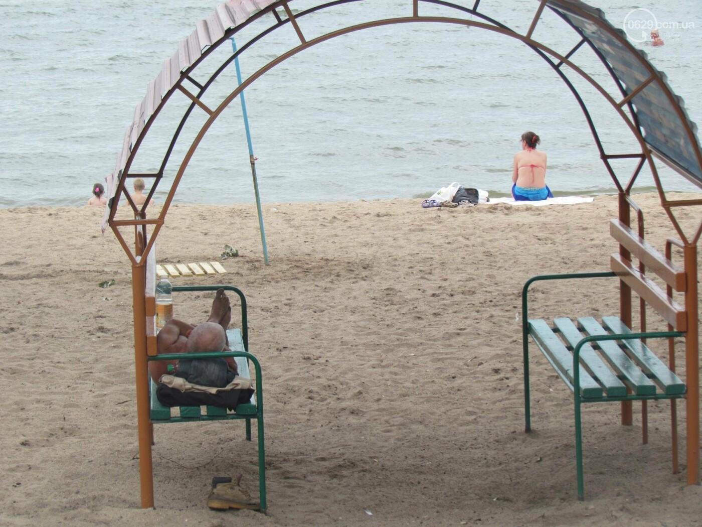 Ревизия 0629: можно ли отдыхать на Центральном пляже Мариуполя, - ФОТОРЕПОРТАЖ, фото-1