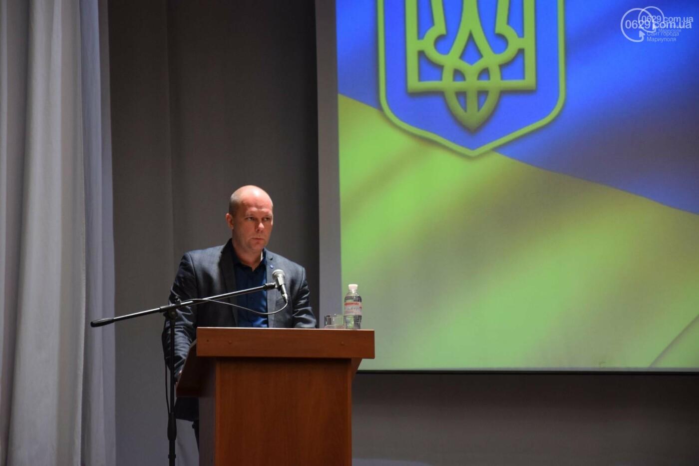 Мариупольский горсовет покинул Дмитрий Титов, фото-1