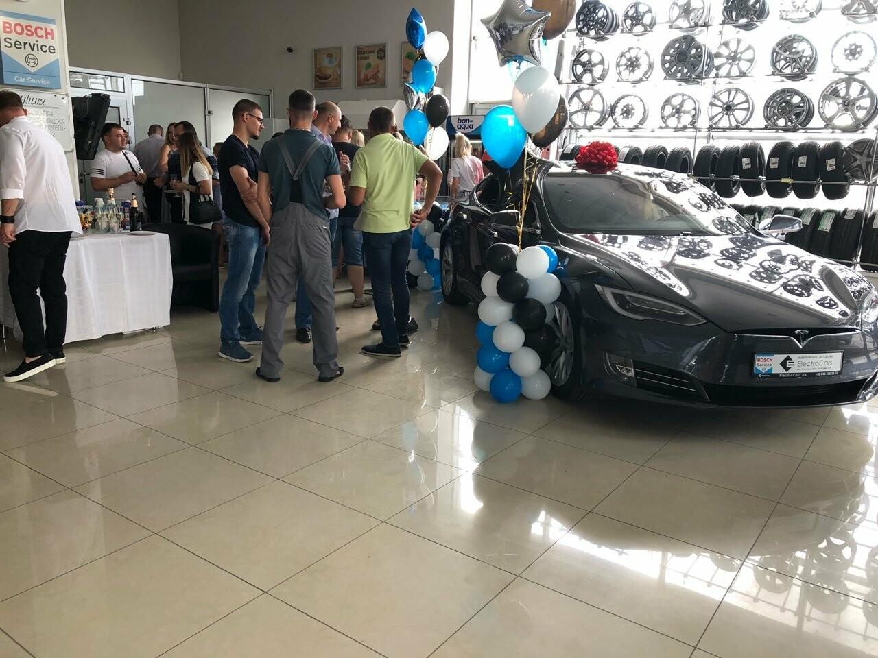 В Мариуполе открылся Автосалоне электромобилей «ElectroCars» , фото-12