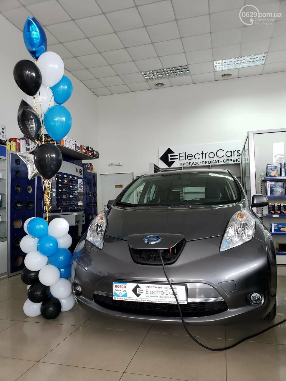 В Мариуполе открылся Автосалоне электромобилей «ElectroCars» , фото-5