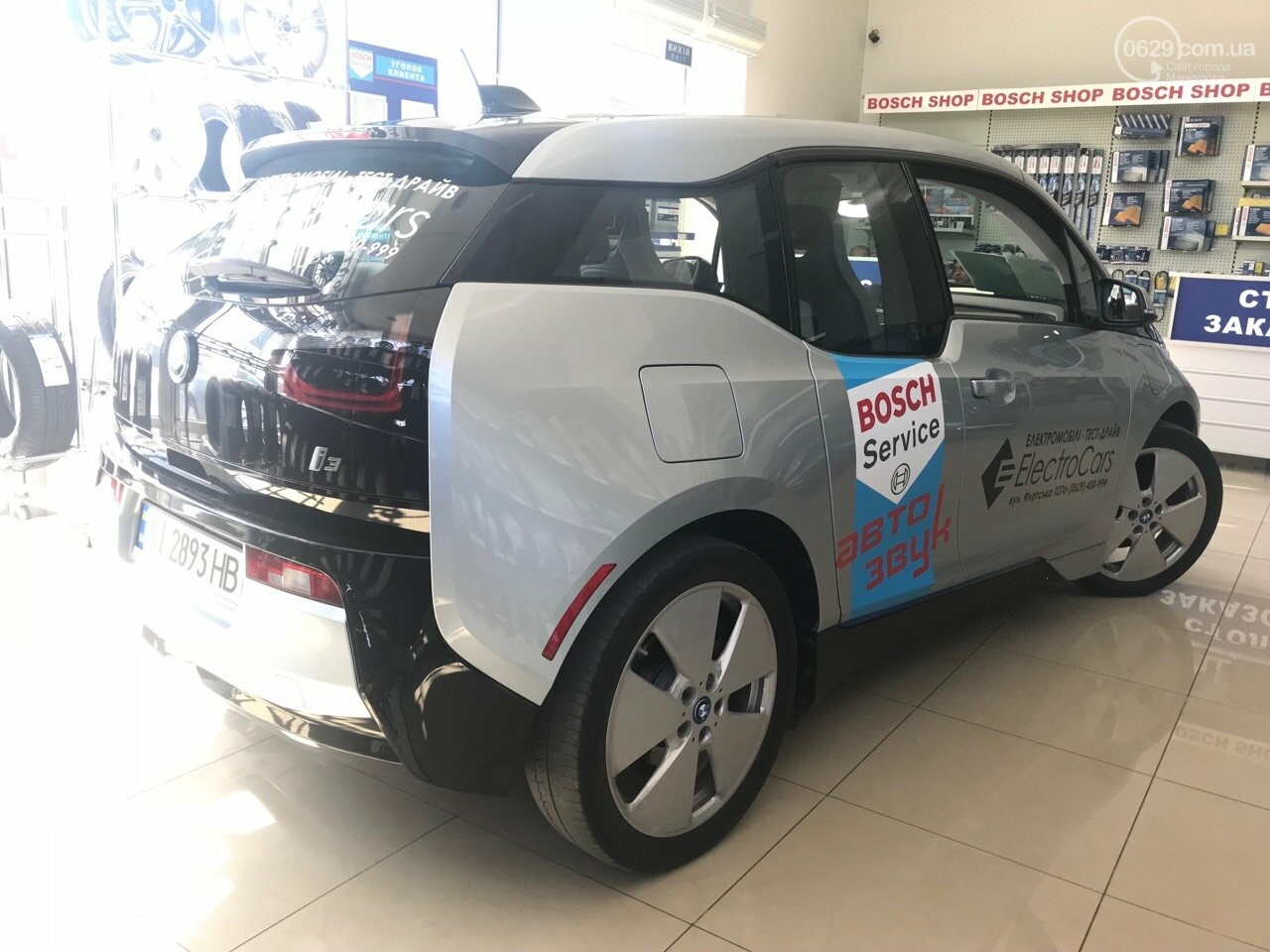 В Мариуполе открылся Автосалоне электромобилей «ElectroCars» , фото-4