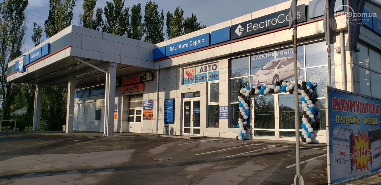 В Мариуполе открылся Автосалоне электромобилей «ElectroCars» , фото-1