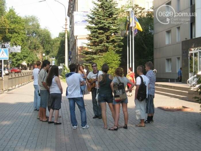 Кругосветный велоэкшен мариупольских беспризорников и митинг против демилитаризации Широкино. О чем писал 0629.com.ua 2 августа, фото-22