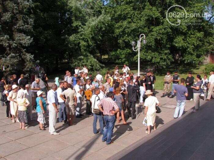Кругосветный велоэкшен мариупольских беспризорников и митинг против демилитаризации Широкино. О чем писал 0629.com.ua 2 августа, фото-29