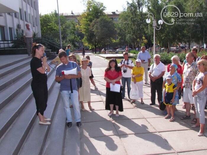 Кругосветный велоэкшен мариупольских беспризорников и митинг против демилитаризации Широкино. О чем писал 0629.com.ua 2 августа, фото-25