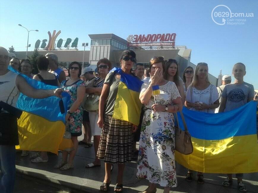 Кругосветный велоэкшен мариупольских беспризорников и митинг против демилитаризации Широкино. О чем писал 0629.com.ua 2 августа, фото-1