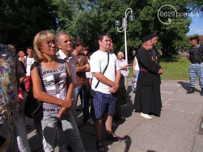 Кругосветный велоэкшен мариупольских беспризорников и митинг против демилитаризации Широкино. О чем писал 0629.com.ua 2 августа, фото-28