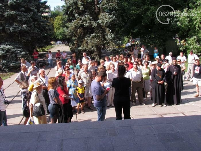 Кругосветный велоэкшен мариупольских беспризорников и митинг против демилитаризации Широкино. О чем писал 0629.com.ua 2 августа, фото-27