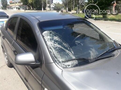 В Мариуполе автомобиль сбил пешехода, - ФОТО, дополнено, фото-2