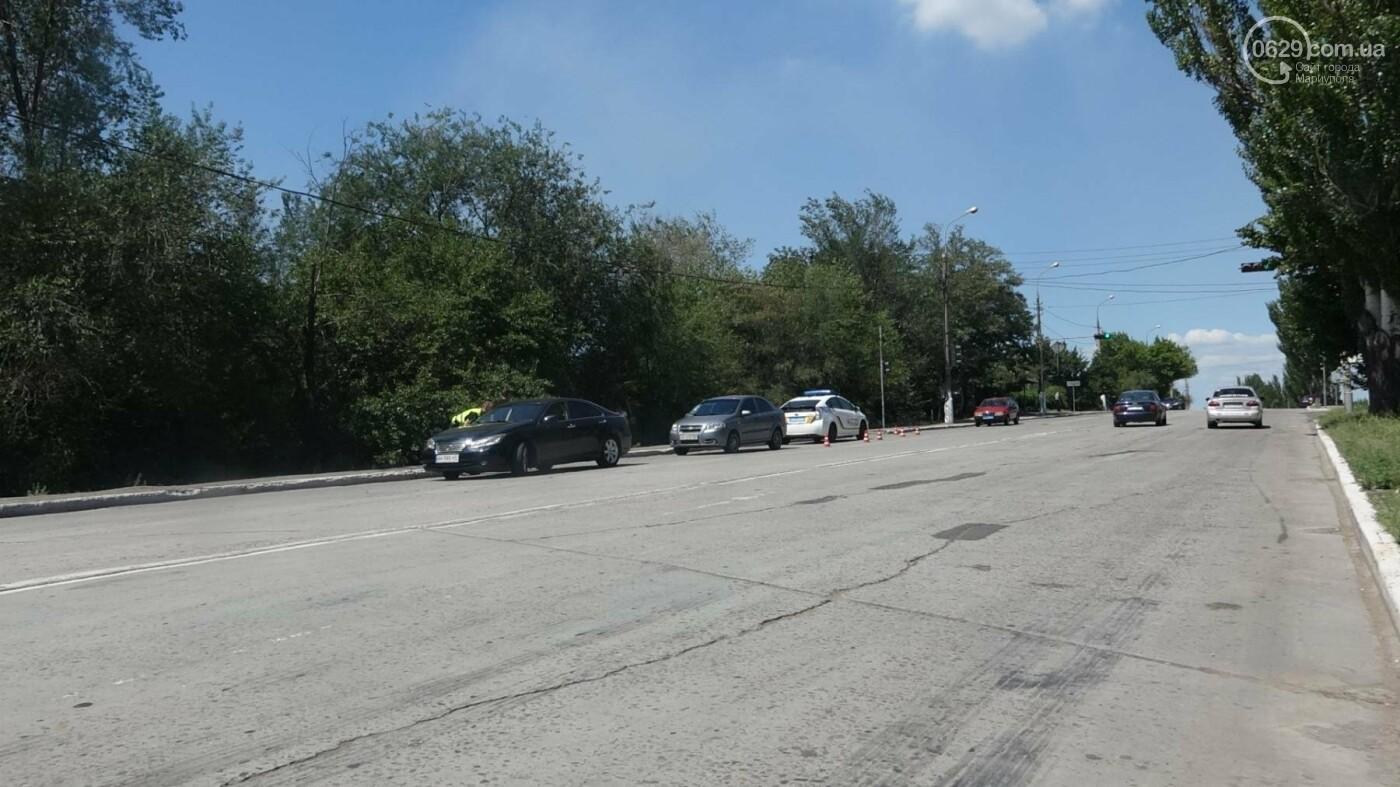 В Мариуполе автомобиль сбил пешехода, - ФОТО, дополнено, фото-7