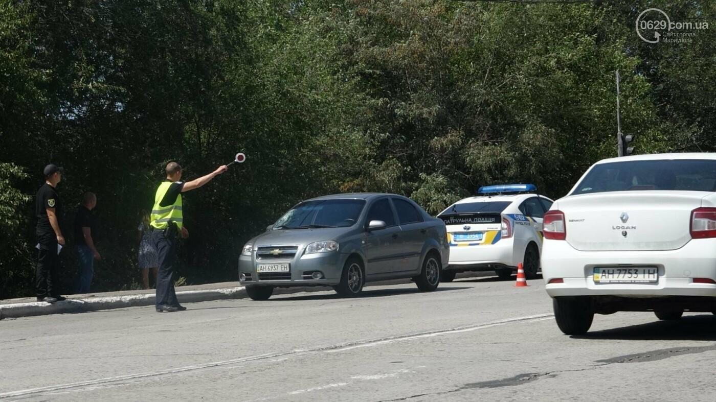 В Мариуполе автомобиль сбил пешехода, - ФОТО, дополнено, фото-9