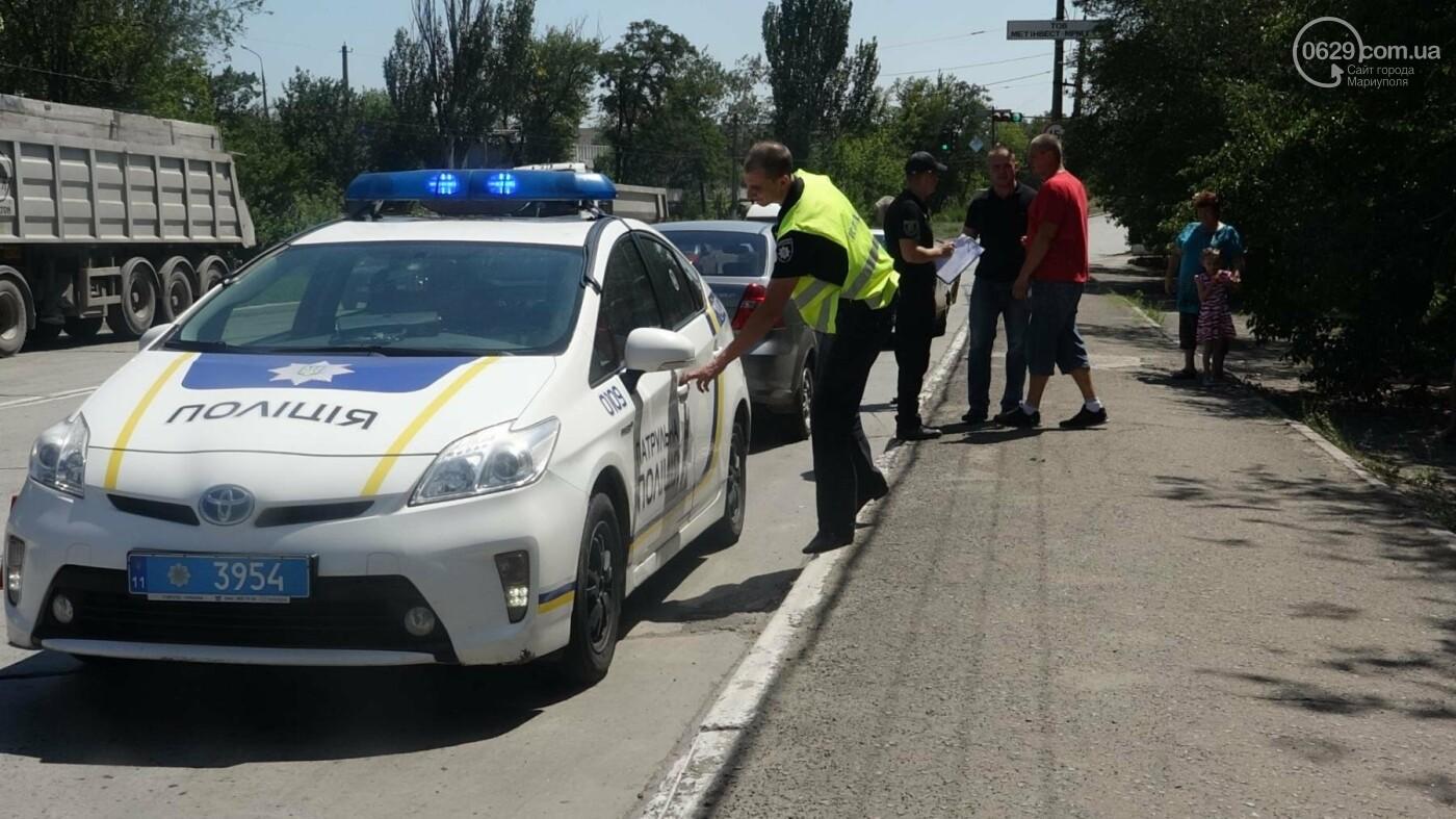 В Мариуполе автомобиль сбил пешехода, - ФОТО, дополнено, фото-8