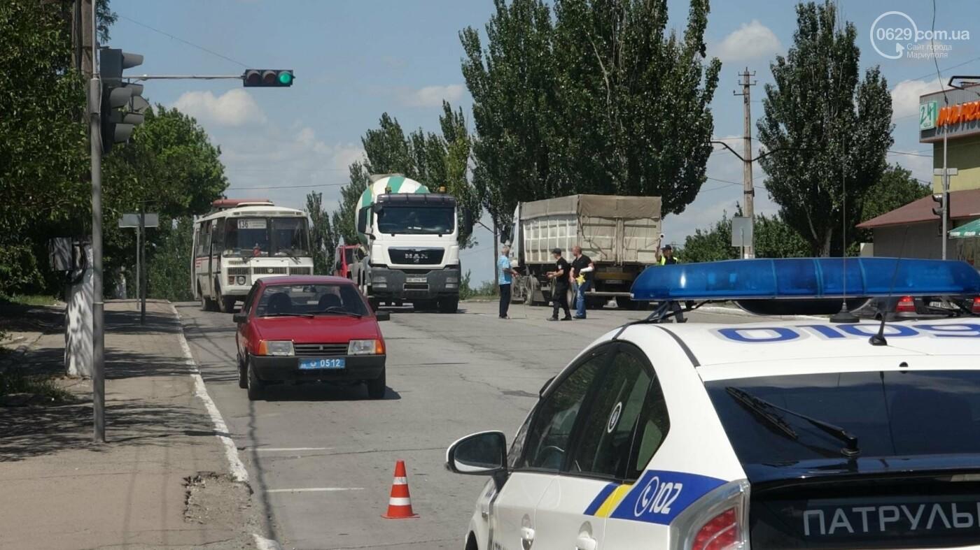 В Мариуполе автомобиль сбил пешехода, - ФОТО, дополнено, фото-5