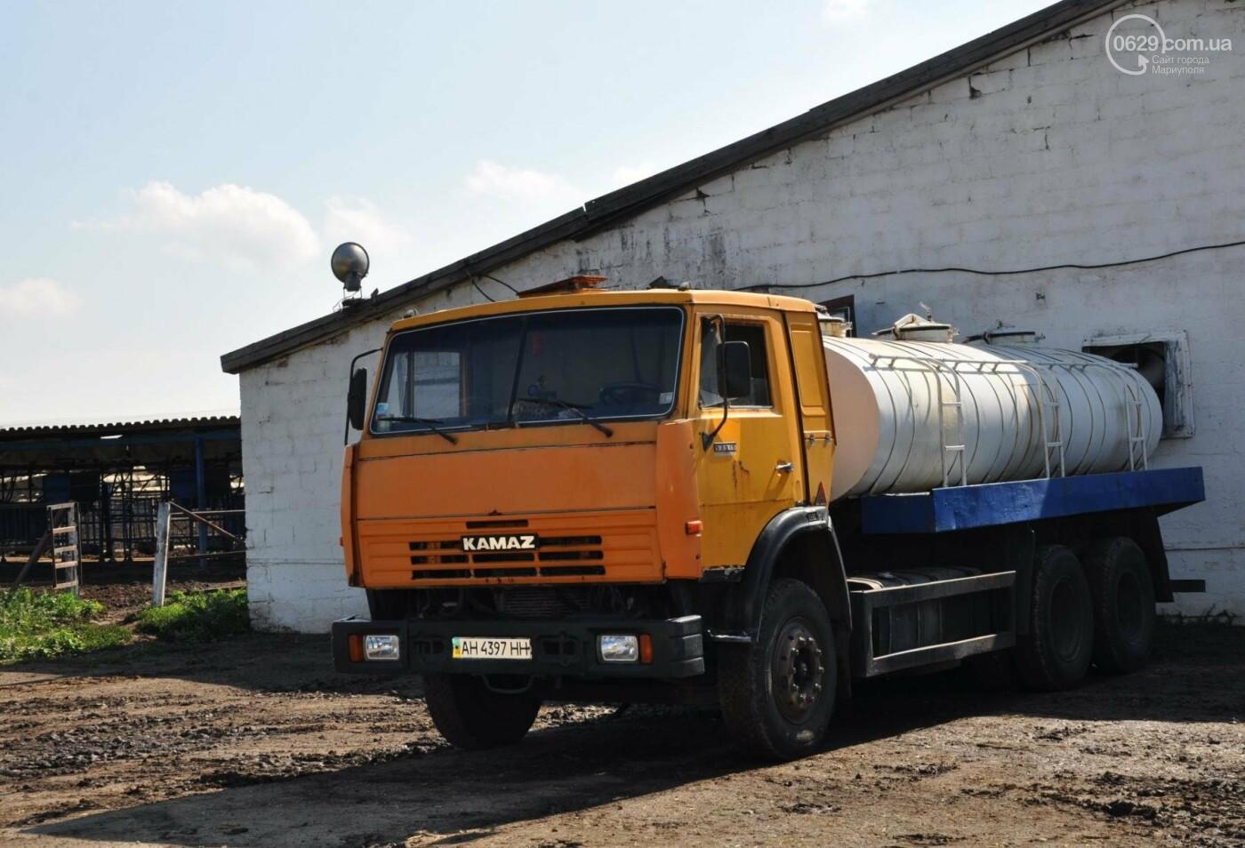Откуда Мариупольский молокозавод получает натуральное молоко?, фото-14