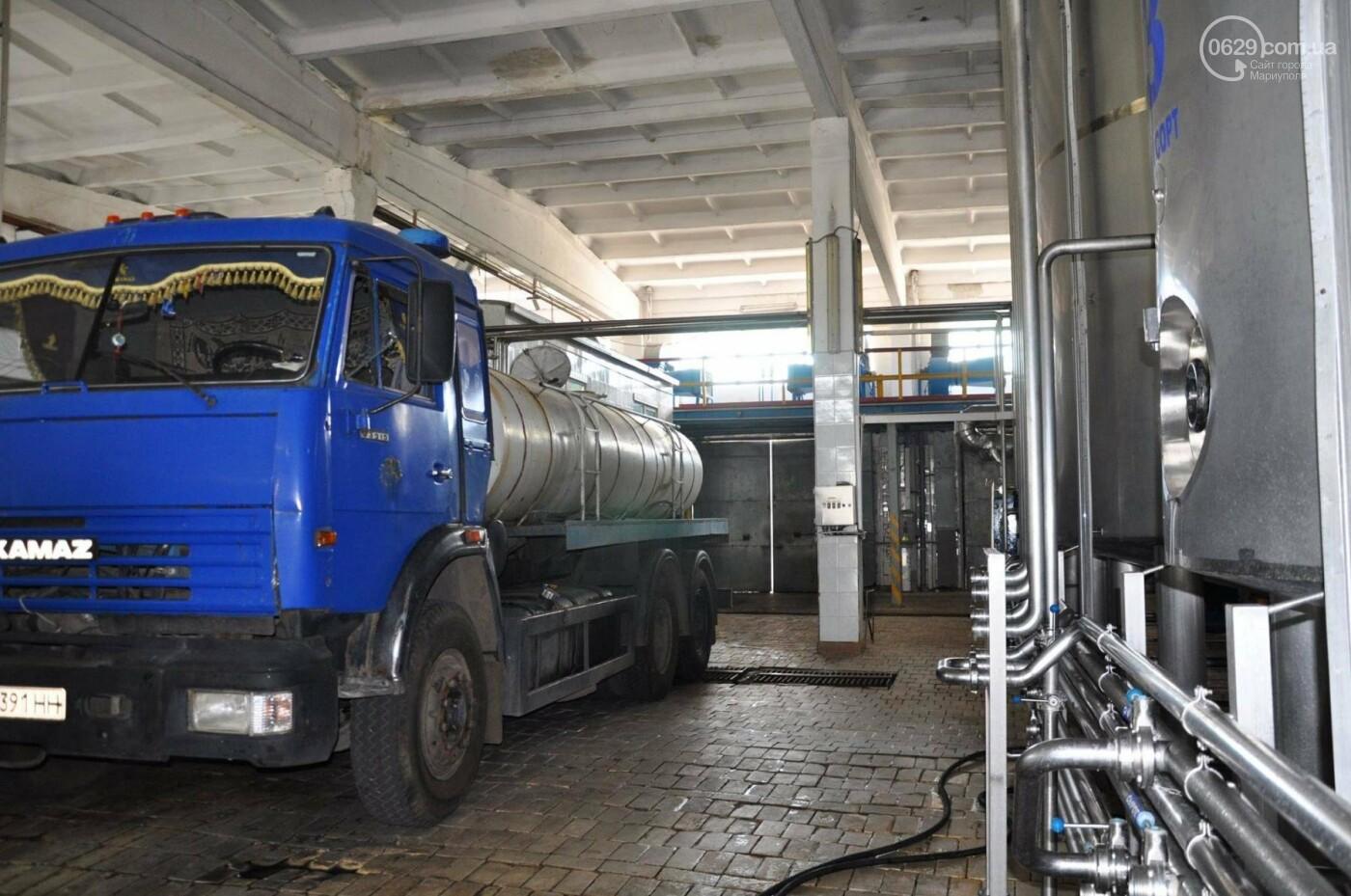 Откуда Мариупольский молокозавод получает натуральное молоко?, фото-17