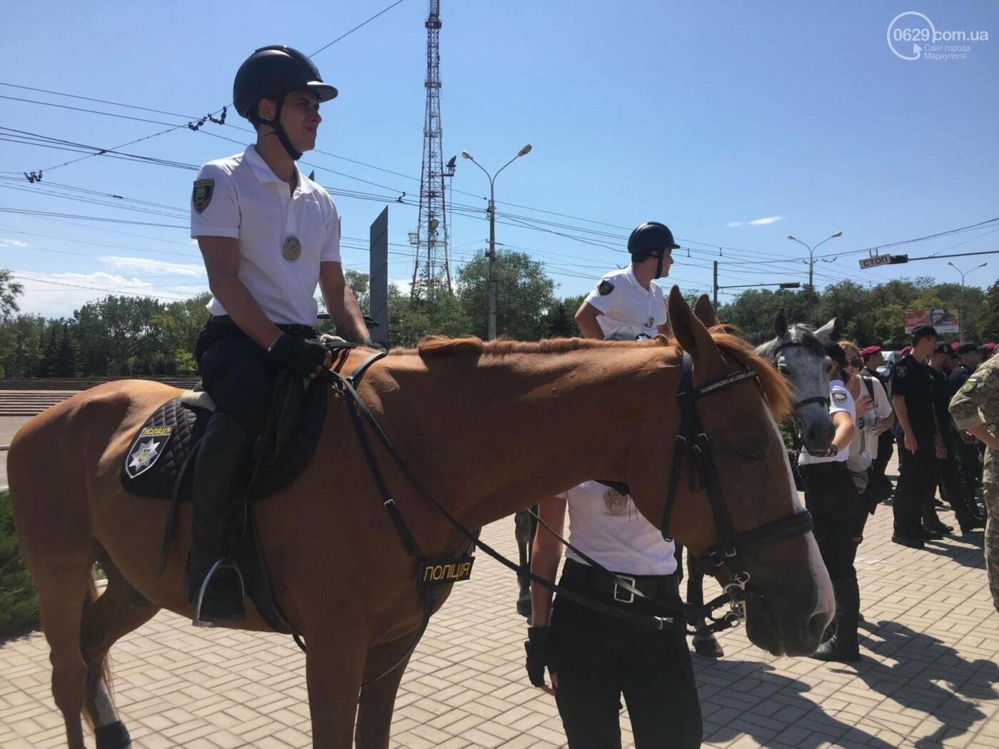 В Мариуполе презентовали туристическую полицию, - ФОТО, ВИДЕО, фото-11