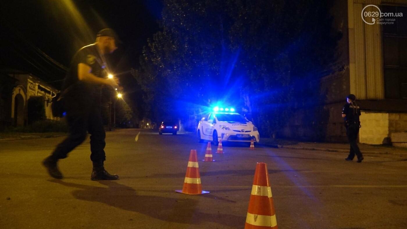 """Смертельное ДТП в Мариуполе: """"Таврия"""" врезалась в бетонное ограждение и загорелась, - ФОТО, ВИДЕО, 18+, фото-6"""