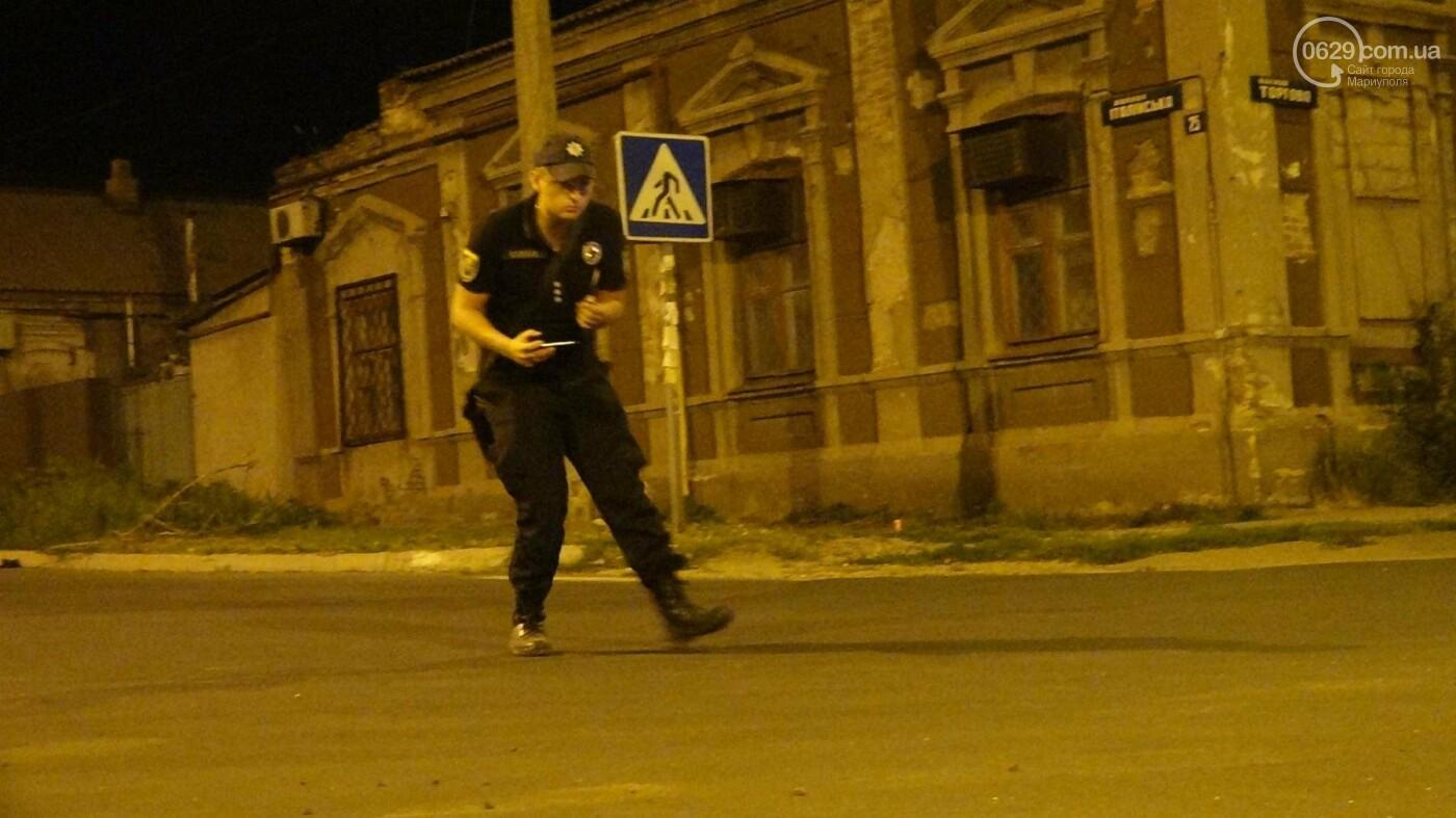 """Смертельное ДТП в Мариуполе: """"Таврия"""" врезалась в бетонное ограждение и загорелась, - ФОТО, ВИДЕО, 18+, фото-14"""