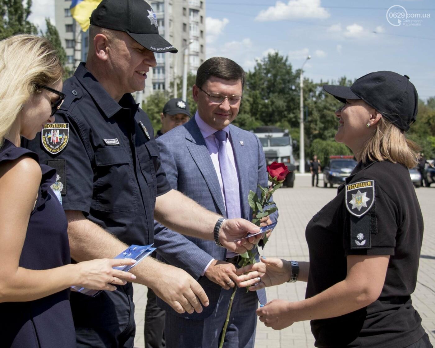В Мариуполе презентовали туристическую полицию, - ФОТО, ВИДЕО, фото-2